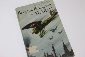 Okładka książki Brygada Pościgowa - ALARM!