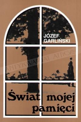 Okładka książki Świat mojej pamięci