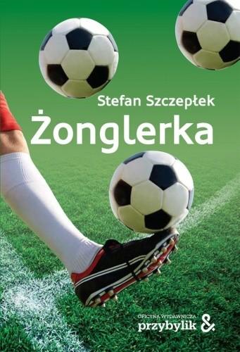 Okładka książki Żonglerka
