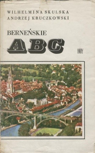 Okładka książki Berneńske ABC