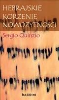 Okładka książki Hebrajskie korzenie nowożytności