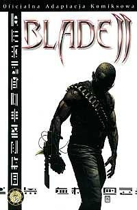 Okładka książki Blade - Blade II