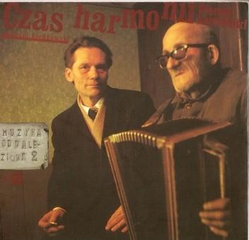 Okładka książki Czas harmonii. Pierwsi harmoniści