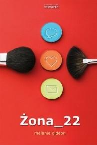 Okładka książki Żona_22