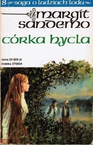 Okładka książki Córka hycla