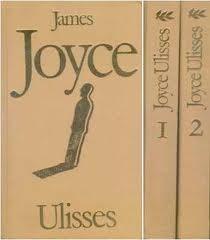 Okładka książki Ulisses  2 tomy
