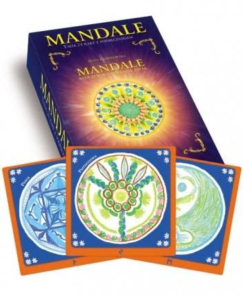 Okładka książki Mandele