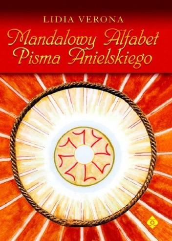 Okładka książki Mandalowy Alfabet Pisma Anielskiego