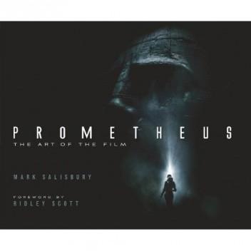 Okładka książki Prometheus: The Art of the Film