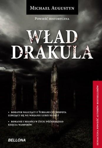 Okładka książki Wład Drakula