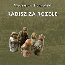 Okładka książki Kadisz za Rozełe