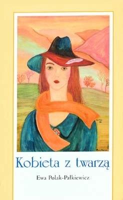 Okładka książki Kobieta z twarzą