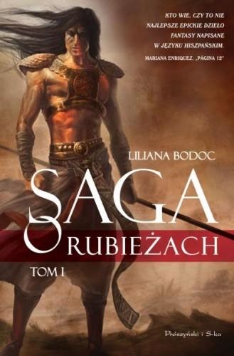Okładka książki Saga o Rubieżach. Tom 1