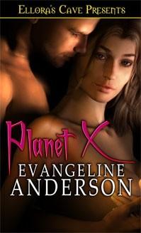 Okładka książki Planet X