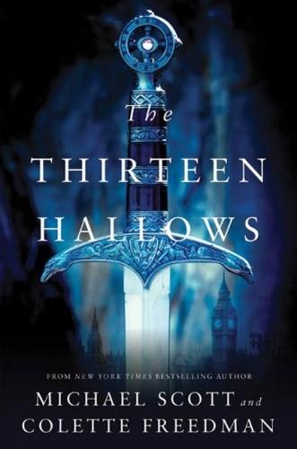 Okładka książki The Thirteen Hallows