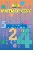 Okładka książki Bzik matematyczny