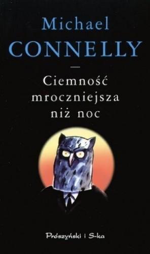 Okładka książki Ciemność mroczniejsza niż noc