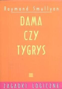 Okładka książki Dama czy Tygrys