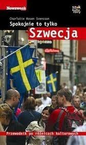 Okładka książki Spokojnie to tylko... Szwecja