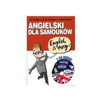 Okładka książki Angielski dla samouków