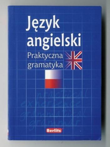 Okładka książki Język angielski. Praktyczna gramatyka