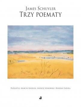 Okładka książki Trzy poematy