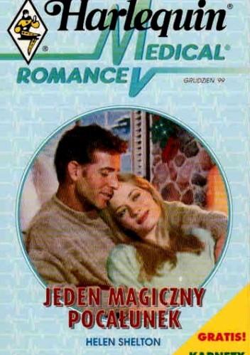 Okładka książki Jeden magiczny pocałunek