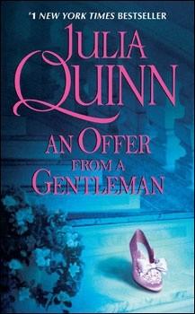 Okładka książki An Offer from a Gentleman