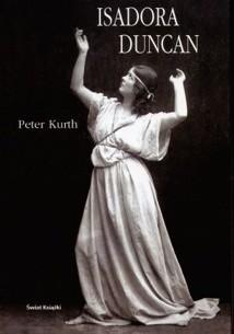 Okładka książki Isadora Duncan