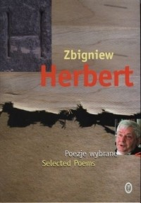 Okładka książki Poezje wybrane / Selected Poems