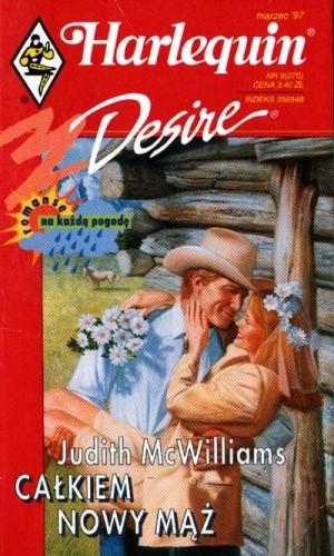 Okładka książki Całkiem nowy mąż