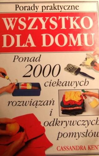 Okładka książki Wszystko dla domu