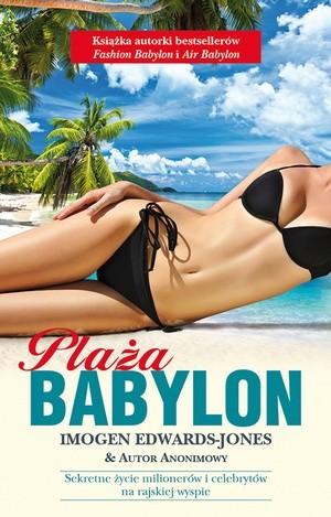 Okładka książki Plaża Babylon