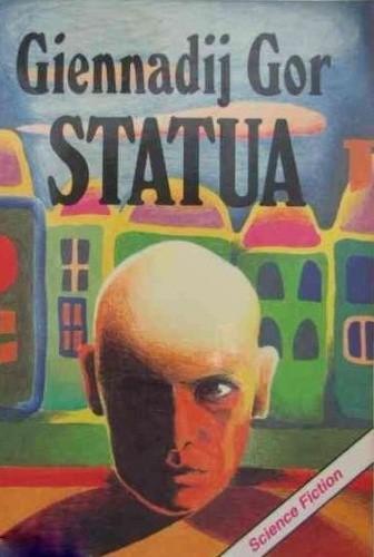 Okładka książki Statua