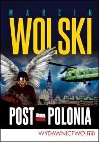 Okładka książki Post-Polonia