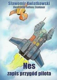 Okładka książki Nes. Zapis przygód pilota
