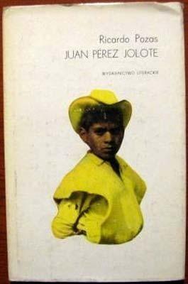 Okładka książki Juan Pérez Jolote