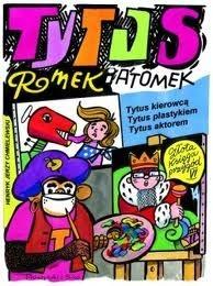 Okładka książki Tytus, Romek i A Tomek. Złota księga przygód VI
