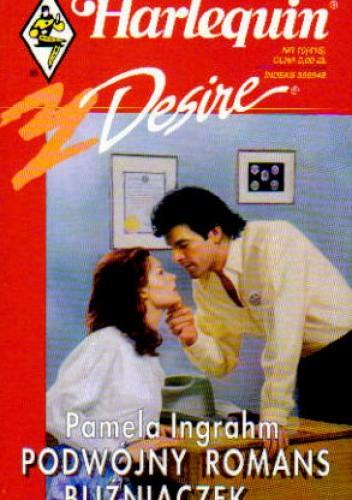 Okładka książki Podwójny romans bliźniaczek