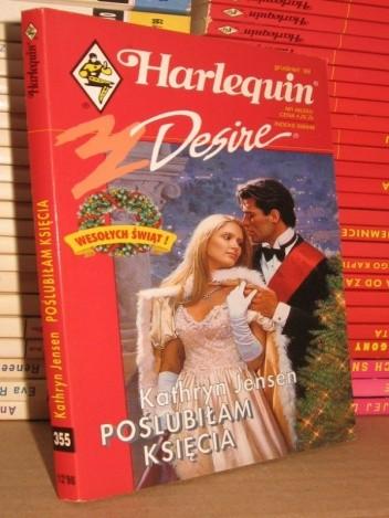 Okładka książki Poślubiłam księcia