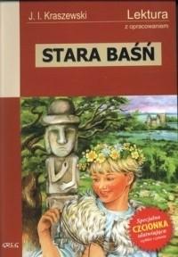 Okładka książki Stara baśń.