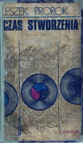 Okładka książki Czas stworzenia