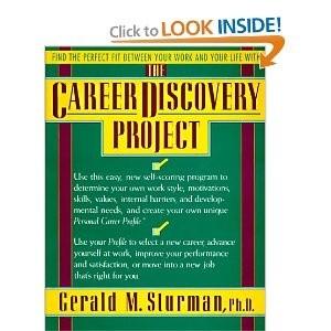 Okładka książki The Career Discovery Project