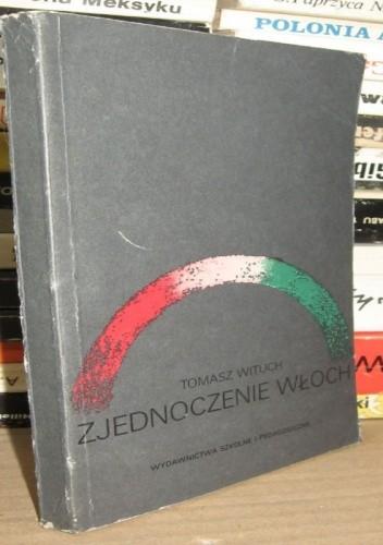 Okładka książki Zjednoczenie Włoch