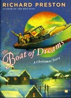 Okładka książki The Boat of Dreams