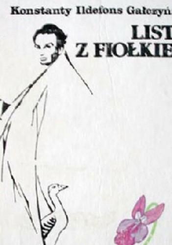 Okładka książki Listy z fiołkiem