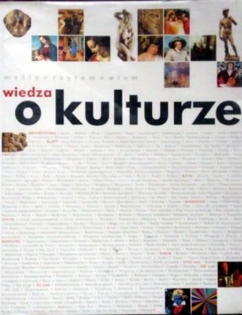 Okładka książki Zarys wiedzy o kulturze