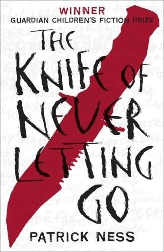 Okładka książki The Knife of Never Letting Go