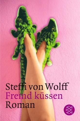 Okładka książki Fremd küssen