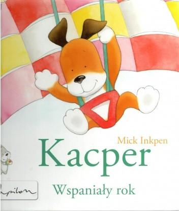 Okładka książki Kacper. Wspaniały rok
